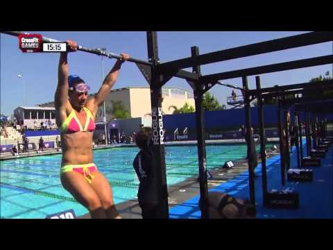 The Pool: Women's Heat 3 - 2013 CrossFit Games