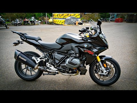 2020 BMW R1250RS!! • New Harley In the Family!   TheSmoaks Vlog_1375