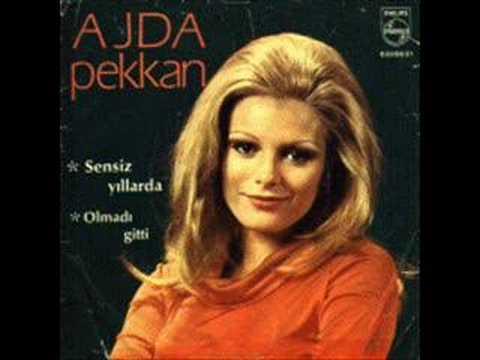 Ajda Pekkan - Olmadı Gitti mp3 indir
