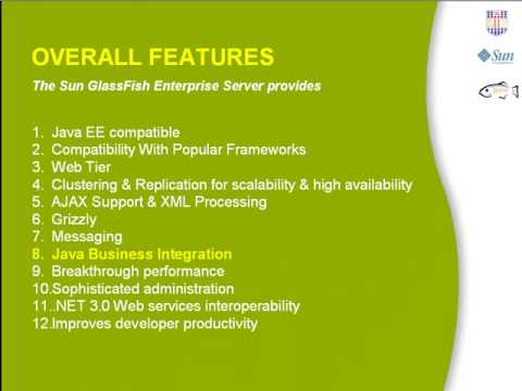 GlassFish Server And High Availability Applications Part2
