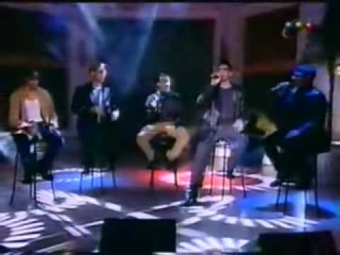 All I Have To Give-Backstreet Boys Live