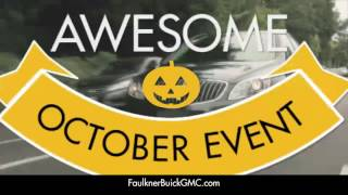 Faulkner Buick GMC Trevose Awesome October - Buick