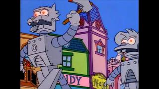 Robots 06x04 Rascapiquilandia 1 Cabalgata