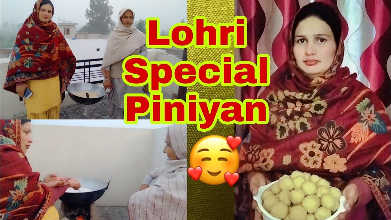 Download Il Lohri Special Pinniyan🥰ll Chollan di pinniyan 😍 ll Life of Punjab ❤ll By navsukhman vlogs ll