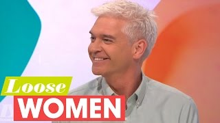 Phillip Schofield Damaged His House Playing A VR Game | Loose Women