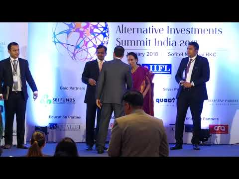 5th annual Alternative Investments Summit India- Release of 40 Under 40 Report