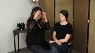 AW13 Trends: The New Feline Eye Tutorial with Anna form Viviannadoesmakeup