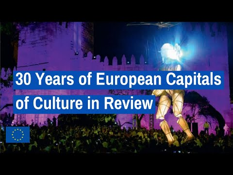 Celebrating 30 Years of the European Capitals of Culture