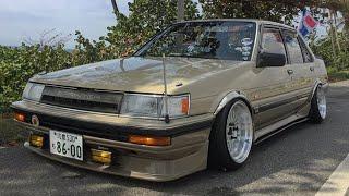 Toyota Corolla AE82 🔴 (1986) / CAR Power