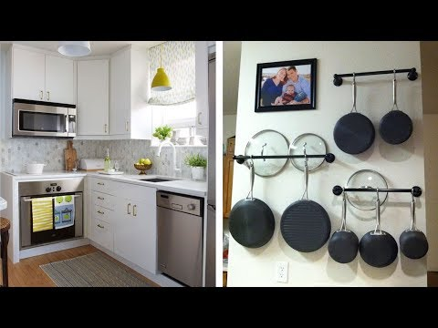 10 Ways To Make The Most of a Small Kitchen