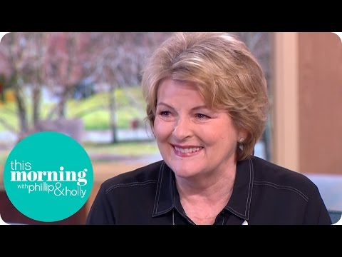 Brenda Blethyn Was Dive Bombed By Puffins While Filming for Vera | This Morning