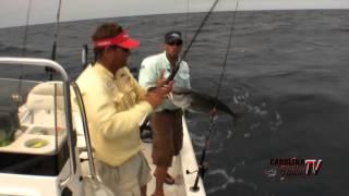 Carolina Fishing TV - Season2/10 -  Mahi & AJ Fun!