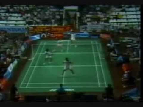 "Sudirman Cup Final in Jakarta: ""Eddy/Verawaty VS Park/Chung"" - Set 1 & 2 (SBC12 May 29th 1989)"