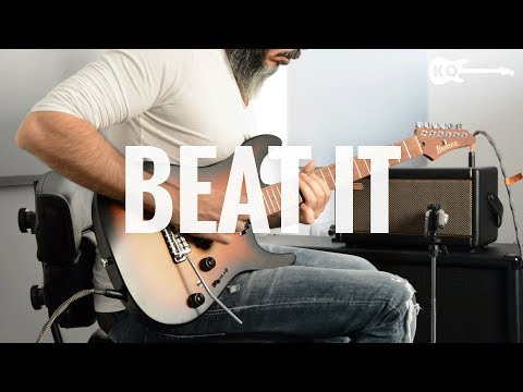 Michael Jackson - Beat It - Electric Guitar Cover By Kfir Ochaion - Spark