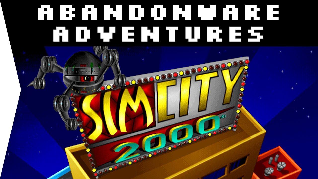 SimCity 2000 HD ▻ 1995 City-builder CD - Download & Widescreen