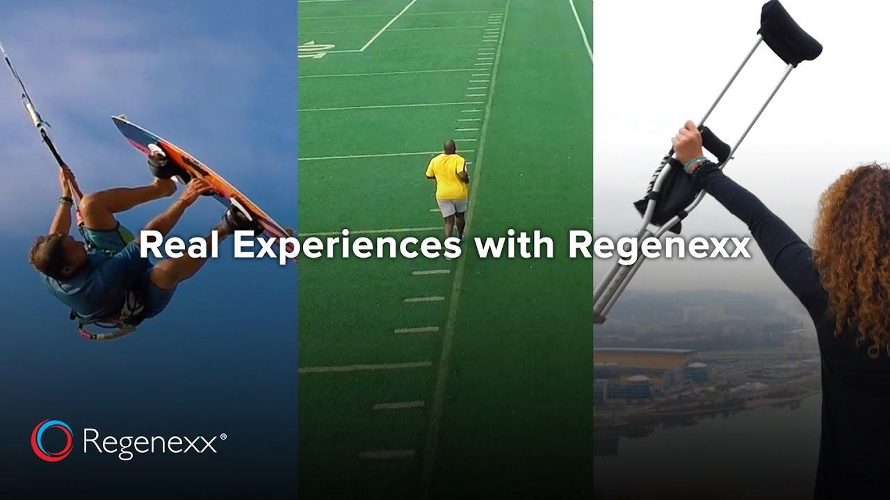 Real Experiences with Regenexx
