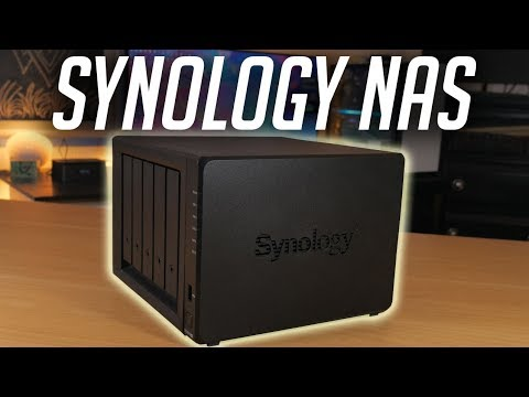 My First NAS! (Synology DiskStation DS1019+)