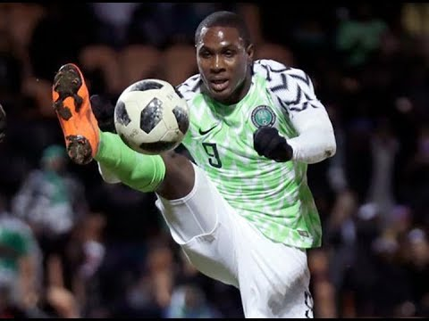 Super Eagles Coach Declares Odion Ighalo Nigeria's Best Striker | Bounce Daily Round