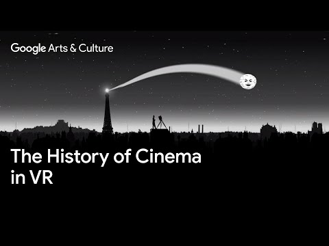 Kinoscope - A virtual reality journey into the world of cinema