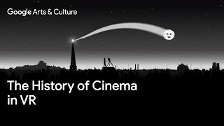 Kinoscope - A virtual reality journey into the world of cinema