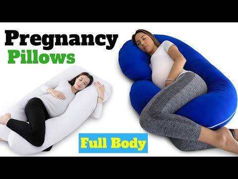 Maternity Pillow » The 5 Best Full Body Pregnancy Pillows