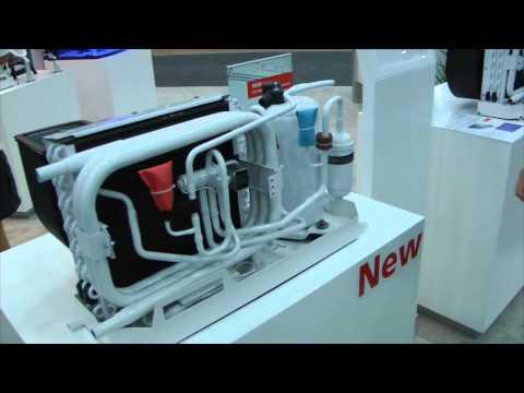 Webasto's new Platinum series Air Conditioning