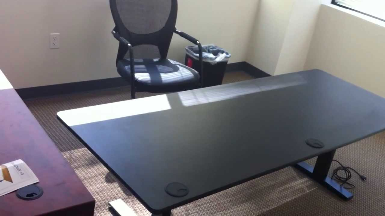 Geekdesk V3 Assembly Service Video In Dc Md Va By Furniture Experts Llc