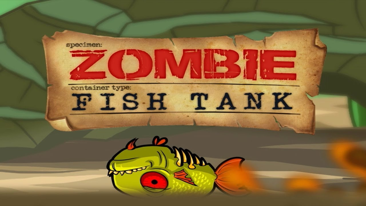 Official zombie fish tank launch trailer youtube for Fish tank trailer