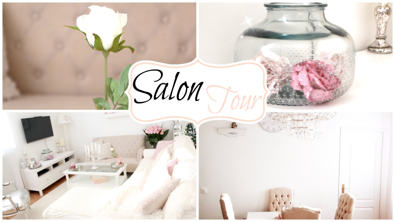 Id es d co mon salon youtube - Idee deco zwart witte salon ...