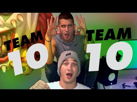 WE'RE NOT JOINING TEAM 10! (Age Restricted)