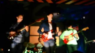 The End Has No End - The Strokes (HOOKUPS Cover @ Red Turtle) 11/10/13