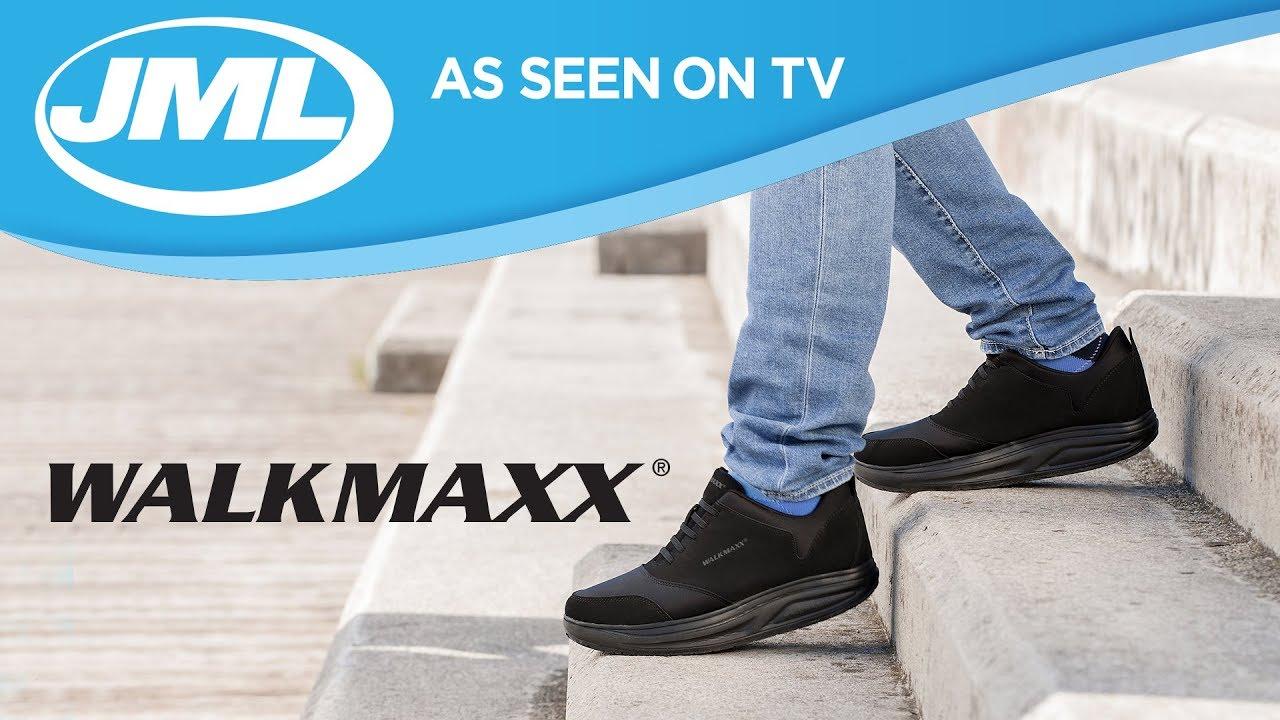 Walkmaxx Black Fit from JML - YouTube