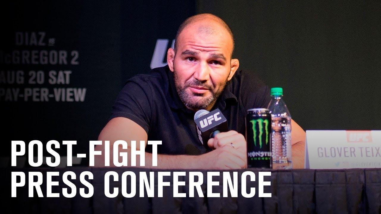 UFC Vegas 13: Post-fight Press Conference