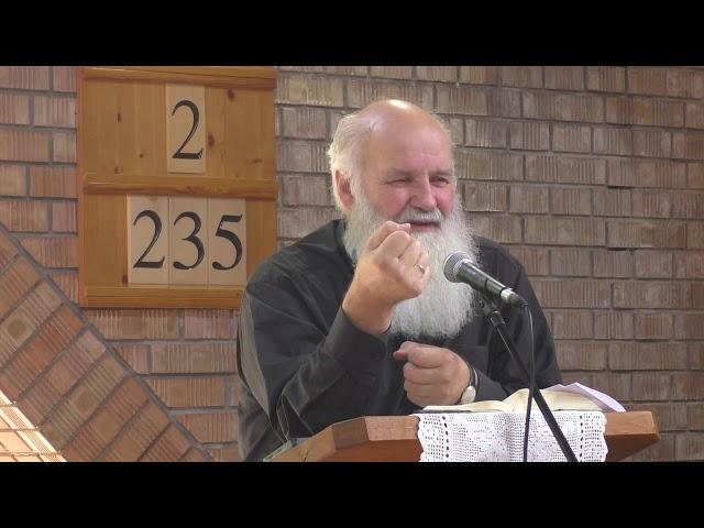 Iványi Gábor Igehirdetése 2019.08.18. Megbékélés Háza Templom - Országos Csendesnapok