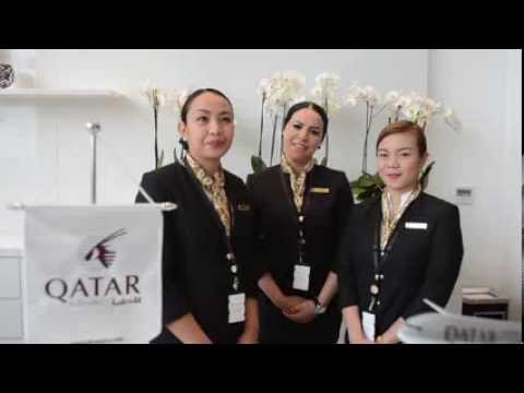 Qatar Airways Celebrates International Women's Day