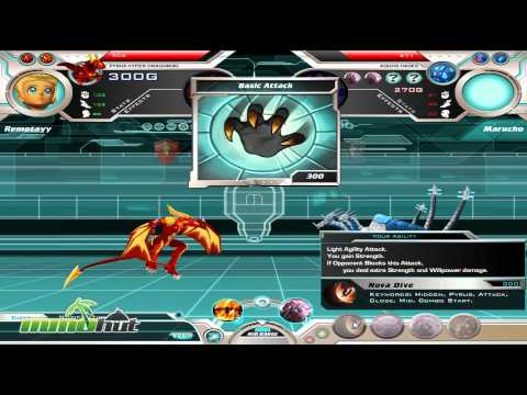 Bakugan Gameplay - First Look HD