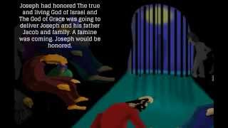 Genesis chapter 39 -  Joseph flees from sin & honors God