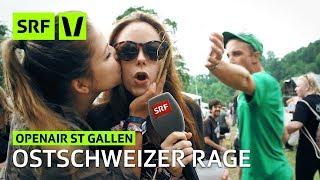 Openair St. Gallen 2018: Welche Dialektwörter hassen Ostschweizer?