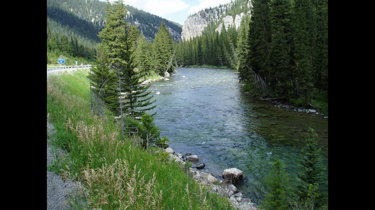 Fishing the gallatin river near yellowstone np youtube for Yellowstone park fishing report
