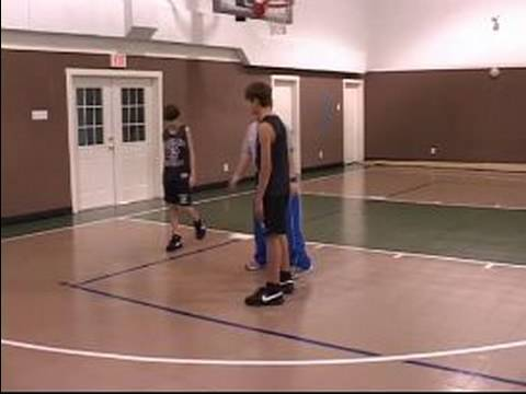 Shooting Guard in Youth Basketball : Youth Basketball Shooting Guard: Coming Off of Screen