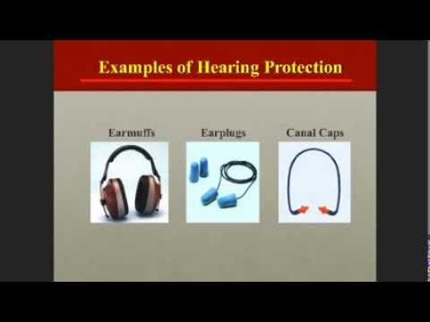 Noise Exposure and Hearing Conservation