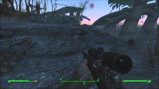 【Fallout4】#35 『Cleansing the Commonwealth』シャルバートブラザーズ廃工場 掃討 『Quartermastery』ロッキーナローズパーク 流速センサー