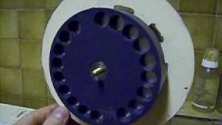 Moteur magnétique à obturateur 2