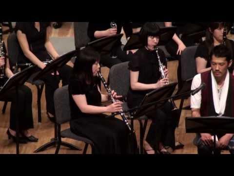 交響曲第1番「指輪物語」朗読付き 2.ロスロリアン  BRASS EXCEED TOKYO 13.May2011