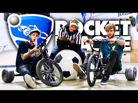 Extreme Drift Trike Rocket League Challenge! | Drift Trikes Ep. 6