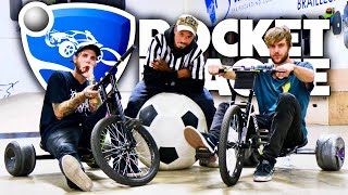 Extreme Drift Trike Rocket League Challenge! | Drift Trikes Ep. 6