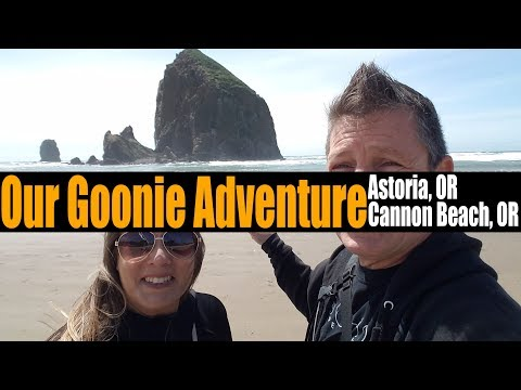 Motorhome RV Living | Portland To The Goonies Coast | Astoria, OR