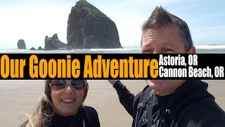 Motorhome RV Living   Portland To The Goonies Coast   Astoria, OR