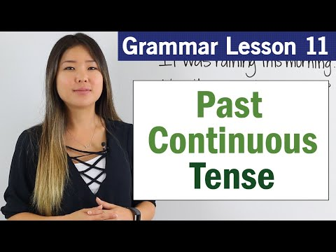 learn-past-continuous-tense-|-basic-english-grammar-course