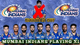 12 April SRH vs MI T20 dream11 team